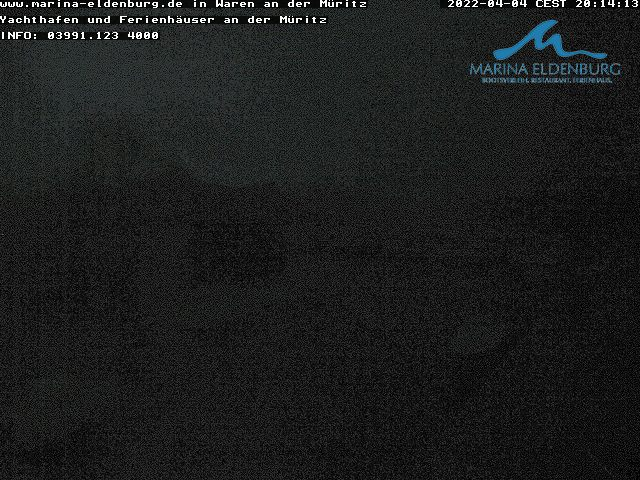Webcam 5 an der Marina in Eldenburg